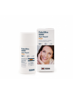 Fotoprotector Isdin Fluid facial Age repair 50+ 50ml