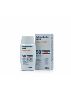 Fotoprotector Isdin extrem facial SPF 50+ Fusion Fluid 50ml