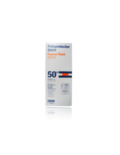 Fotoprotector Isdin Fusion fluid body 50+ 100ml