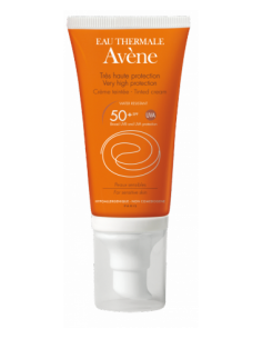 Avene solar 50+ Crema coloreada 50ml