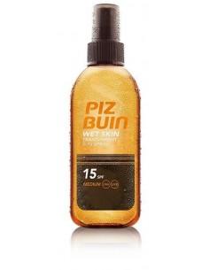 Piz Buin Wet Skin Sun Spray 15+ 150ml