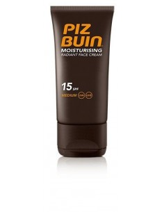 Piz Buin Moisturising Face Cream 15+ 50ml
