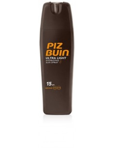 Piz Buin Ultra Light Sun Spray 15+ 200ml
