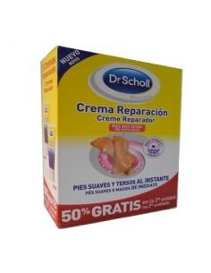 DUPLO Dr Scholl crema reparación 60ml+60ml