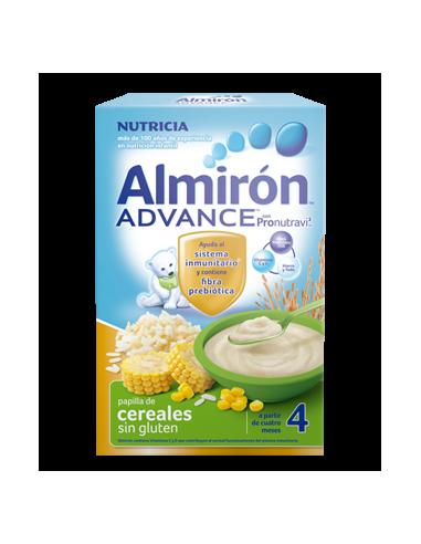 Almirón papilla Advance cereales sin gluten bífidus 600gr
