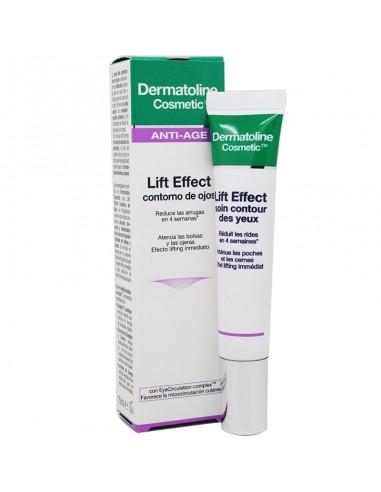 Dermatoline cosmetic lift efect cont. ojos 15ml