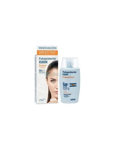 Fotoprotector isdin spf 50+ fusion water 50ml