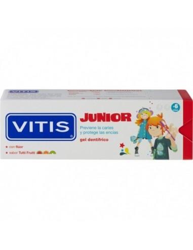 VITIS GEL DENTIFRICO JUNIOR 75ml