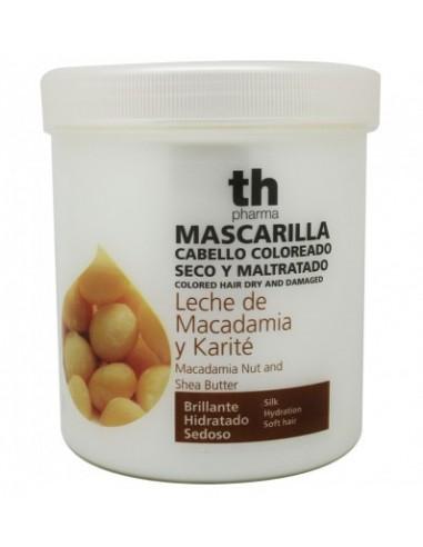 Th mascarilla de macadamia y karite...