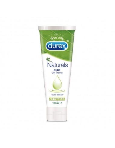 Durex naturals intimate gel pure 100ml