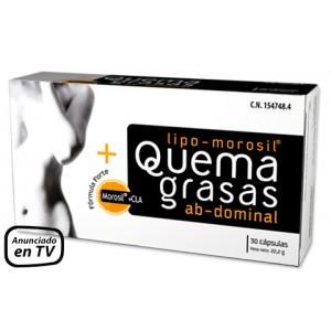 NC Lipo Morosil + Quemagrasas ab-dominal 30 cápsulas