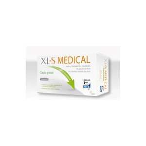 XLS medical capta grasa 60comp