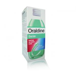 Oraldine colutorio encías 400ml