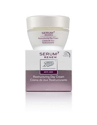 Serum7 RENEW reestructurante día 50ml