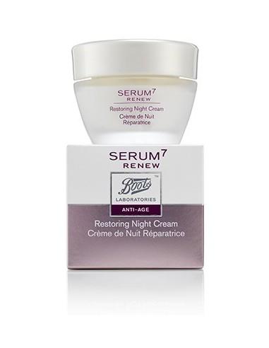 Serum7 RENEW restauradora noche 50ml