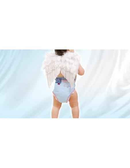 Chelino pañal fashion & love T-4 (9-15kg) 36 unid